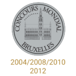 château sainte barbe ambes bordeaux - recompense medaille- concours mondial bruxelles