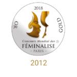 château sainte barbe ambes bordeaux - recompense medaille- feminalise