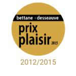 château sainte barbe ambes bordeaux - recompense medaille- prix plaisir 2015