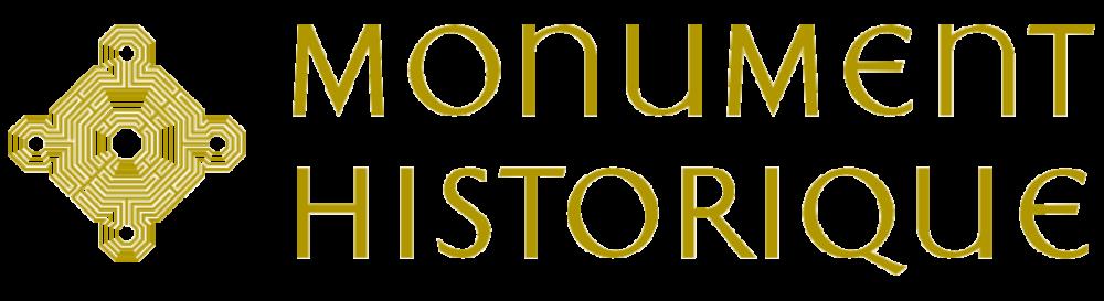 Logotype monument historique