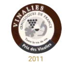 château sainte barbe ambes bordeaux - recompense medaille- vinalies