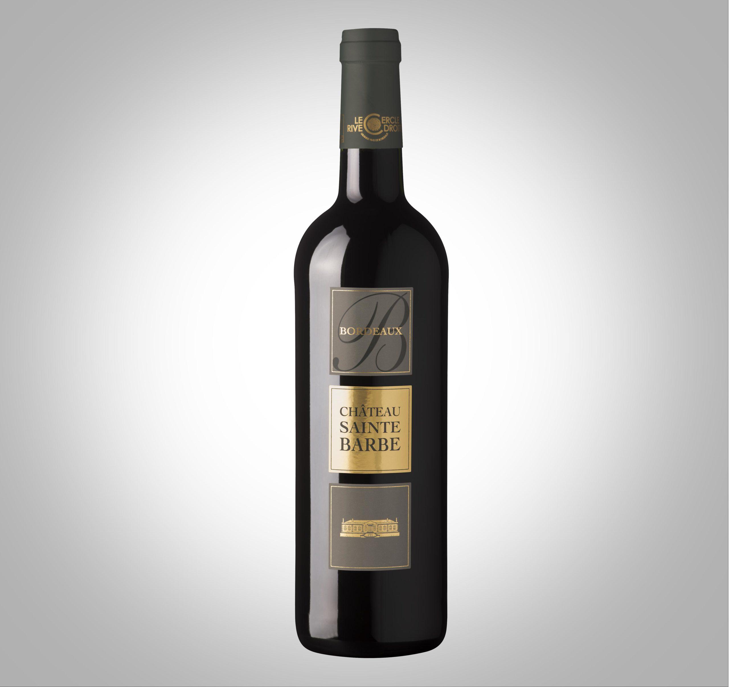 Vin Château Sainte Barbe