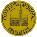 medaille d'or bruxelle