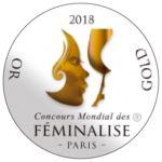 medaille d'or feminalise